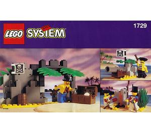 LEGO Barnacle Bay Value Pack Set 1729-1