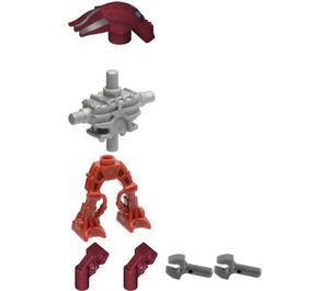 LEGO Barraki Kalmah Minifigure