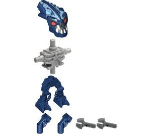 LEGO Barraki Takadox Minifigure