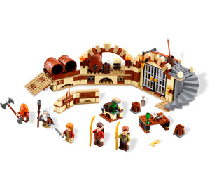 LEGO Barrel Escape Set 79004