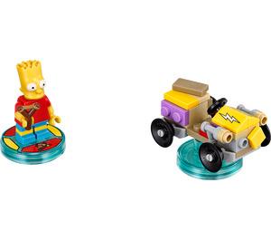 LEGO Bart Simpson Fun Pack Set 71211