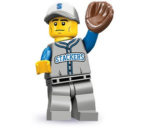 LEGO Baseball Fielder Set 71001-13