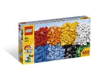 LEGO Basic Bricks - Large Set 5623 Packaging