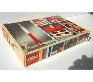 LEGO Basic Building Set 033-2 Packaging