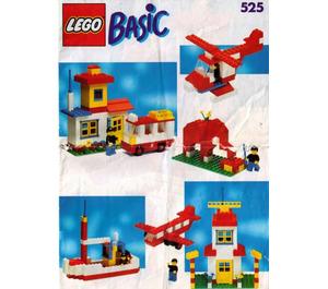 LEGO Basic Building Set, 5+ Set 525
