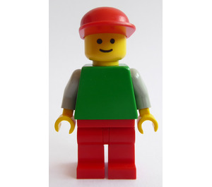 LEGO Basic Minifigure