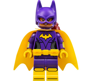 LEGO Batgirl - Smiling Minifigure