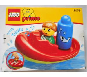 LEGO Bathtime Boat Set 2098