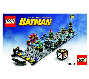 LEGO Batman (50003) Instructions