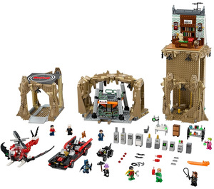 LEGO Batman Classic TV Series - Batcave Set 76052