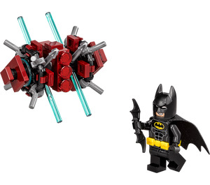 LEGO Batman in the Phantom Zone Set 30522