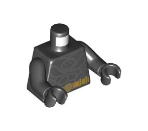 LEGO Batman Minifig Torso (76382)