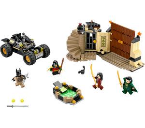 LEGO Batman: Rescue from Ra's al Ghul Set 76056