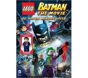 LEGO Batman - The Movie: DC Super Heroes Unite DVD (5002202)