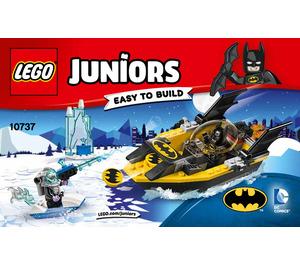 LEGO Batman vs. Mr. Freeze Set 10737 Instructions