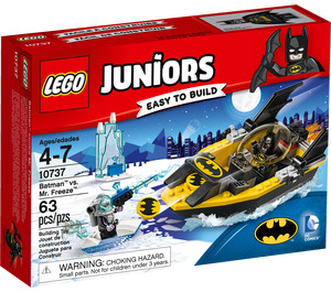 LEGO Batman vs. Mr. Freeze Set 10737 Packaging