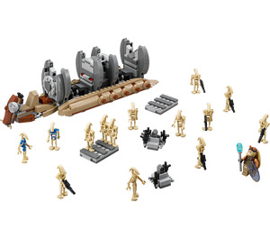 LEGO Battle Droid Troop Carrier Set 75086
