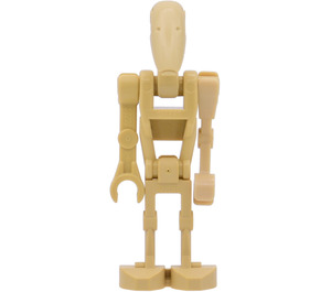 LEGO Battle Droid with 1 Straight Arm Figurine