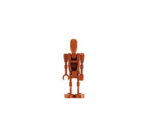 LEGO Battle Droid with Back Plate Minifigure