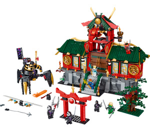 LEGO Battle for Ninjago City Set 70728