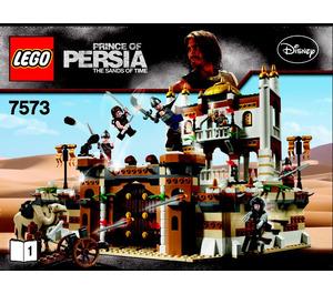 LEGO Battle of Alamut Set 7573 Instructions