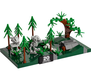 LEGO Battle of Endor Set 40362