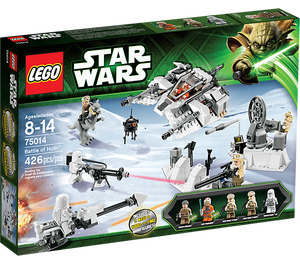LEGO Battle of Hoth Set 75014 Packaging