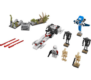 LEGO Battle on Saleucami Set 75037