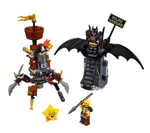 LEGO Battle-Ready Batman and MetalBeard Set 70836