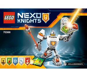 LEGO Battle Suit Lance Set 70366 Instructions