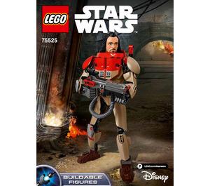 LEGO Baze Malbus Set 75525 Instructions