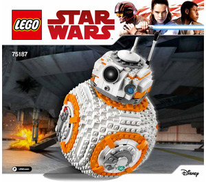 LEGO BB-8 Set 75187 Instructions