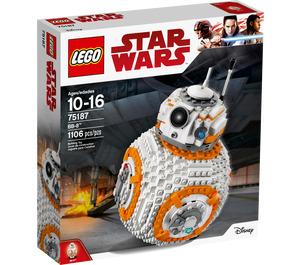 LEGO BB-8 Set 75187 Packaging