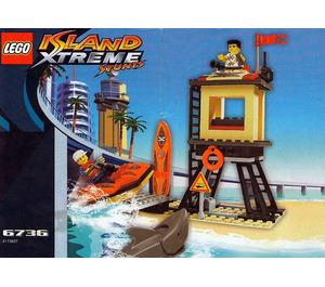 LEGO Beach Lookout Set 6736
