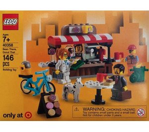 LEGO Bean There, Donut That Set 40358
