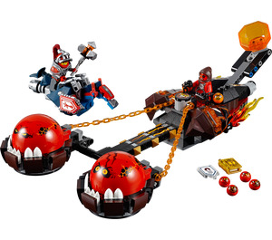 LEGO Beast Master's Chaos Chariot Set 70314