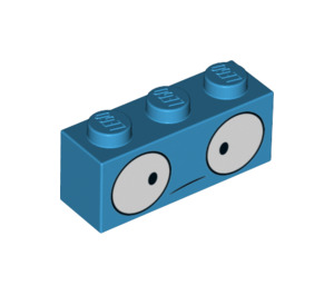 LEGO Beau Brick 1 x 3 (3622 / 38937)