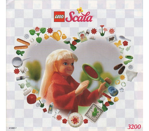 LEGO Beauty Studio Set 3200