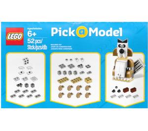 LEGO Beaver Set 3850016 Instructions