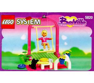 LEGO Belville Garden Fun Set 5820 Instructions