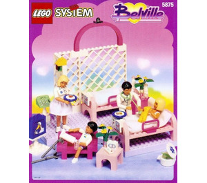 LEGO Belville Hospital Ward Set 5876