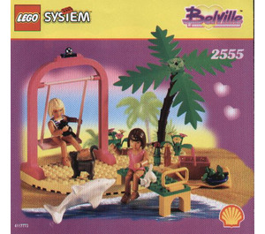 LEGO Belville Swing Set 2555 Instructions