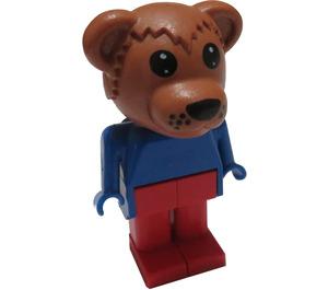 LEGO Bernard Bear Fabuland Figure