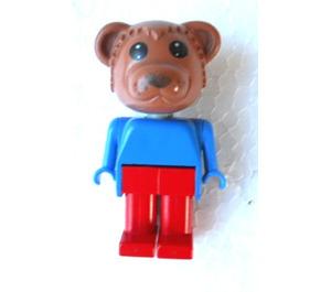 LEGO Bernard Bear Fabuland Minifigure