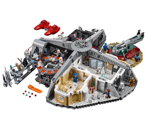 LEGO Betrayal at Cloud City Set 75222