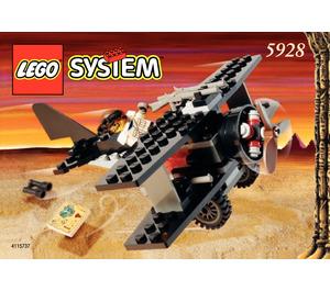 LEGO Bi-Wing Baron Set 5928 Instructions