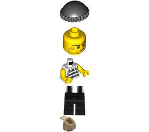 LEGO Big Escape Jail Prisoner Minifigure