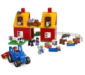 LEGO Big Farm Set 4665