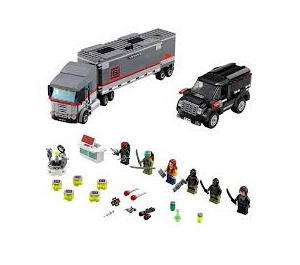 LEGO Big Rig Snow Getaway Set 79116