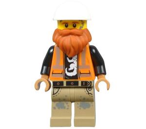 LEGO Bill Minifigure